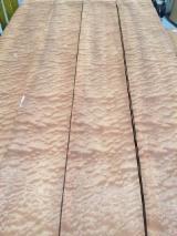 Drewniane Orkusze Okleiny Z Całego Świata - Złożone Palety Okleiny - Fornir Naturalny, Okleiny Naturalne, Sapelli , Płasko Cięte, Wzorzyste