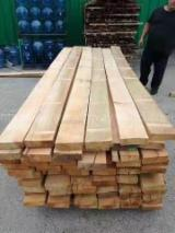 Hardwood  Unedged Timber - Flitches - Boules - Beech Loose Timber 45/50 mm