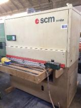 Woodworking Machinery Offers from Italy - Used 1990 Wide belt sanders brand SCM model CL110