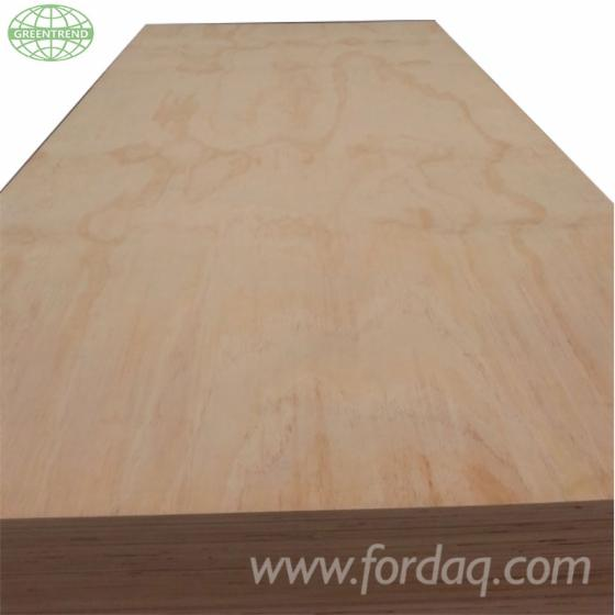 18 mm Radiata Pine Construction Plywood