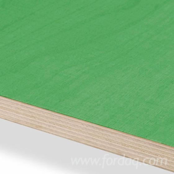 Poplar Film Faced Shuttering Plywood