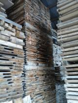 Hardwood Lumber And Sawn Timber - Chestnut Planks (boards) France