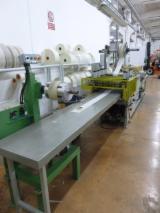 Spain Supplies - BARBERAN RCN 400/4 fleece backing machine