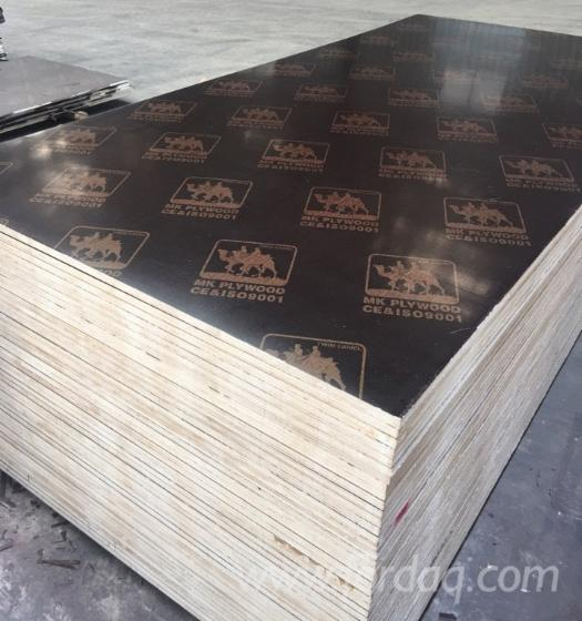 Black-Film-Faced-Plywood-Rubber-Wood--From