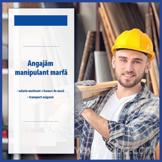 Manipulant Marfa Romania