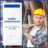 Services and jobs - Manipulant Marfa Romania