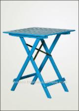 Tables De Jardin - Vend Tables De Jardin Art & Crafts/Mission Feuillus Européens Acacia