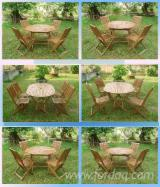 Wholesale Garden Furniture - Buy And Sell On Fordaq - DIY Acacia Garden Set