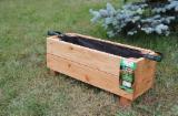 Sprzedaż Hurtowa Produktów Ogrodowych - Fordaq - donica modrzew 60x22h24