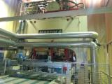 Spanien Vorräte - Gebraucht MARZOLA 2002 Automatische Furnierpresse Für Ebene Flächen Zu Verkaufen Spanien