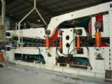Particle board production line/wood based panel equipment/new particle board making machines/used particle board machines/