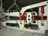 Maszyny Do Obróbki Drewna - Produkcja  Płyt Wiórowych, Pilśniowych I OSB Shanghai Nowe Chiny