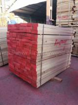 Hardwood  Unedged Timber - Flitches - Boules - Beech Loose Lumber BC 45/50 mm