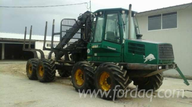 Used-Timberjak-1010D--1110D-2004-Forwarder