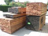 Hardwood  Sawn Timber - Lumber - Planed Timber Black Walnut - KD Black Walnut Planks 22-50 mm
