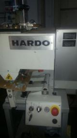 Offers Spain - HARDO TH 300 PU ROLLER COATING MACHINE WITH ROBATECH PU-MELT PREMELTER