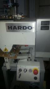 HARDO TH 300 PU ROLLER COATING MACHINE WITH ROBATECH PU-MELT PREMELTER