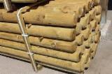 FSC Certified Softwood Logs - FSC Pine Poles 8.5-10 cm