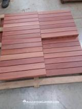 "Fordaq wood market - Massaranduba Deck Tiles 24""x24"""