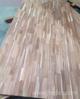 Paneli  Paneli Od Punog Drveta - Šperploča - Konstruisani Panel Za Prodaju - 1 Slojni Panel Od Punog Drveta, Bagrem