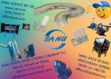 Machines, Quincaillerie et Produits Chimiques - Vend Installation D'Aspiration SANU SRL Neuf Roumanie