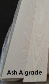 Engineered Wood Flooring - Multilayered Wood Flooring - White Ash Lamellas
