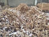 Firewood, Pellets and Residues - Oak Firewood/Woodlogs Cleaved