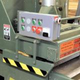 Offres USA - Mereen-Johnson 312-DC (RG-011479) Scie circulaire Multilame à Lattes, avance par rouleaux ou par tapis-chaîne