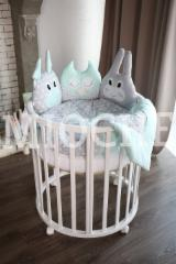 Children's Room For Sale - Birch Baby Cots