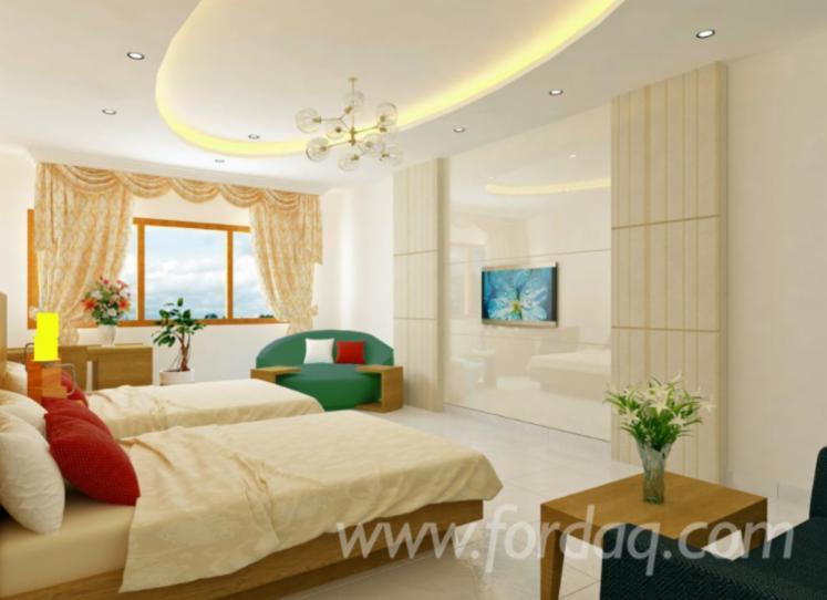 Vend-Chambre-D%27H%C3%B4tel-Contemporain-Feuillus-Asiatiques-Hevea-Binh-Duong---Viet