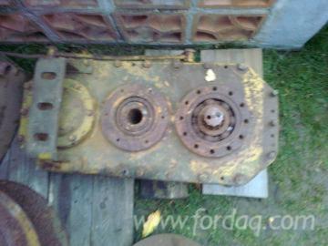 LKt-81-Teile--Motor--Winde--Rahmen