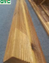 Acacia Exterior Flooring Deck, E2E, 24 x 90 x 1820 mm