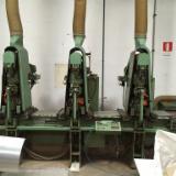 Woodworking Machinery - Used Kuhlmeyer Veneer Calibrating Machine