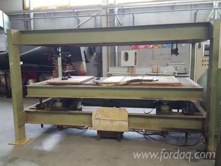 BAIONI-PR3015-Hydraulic-press-3000x1500-mm-opening-1000