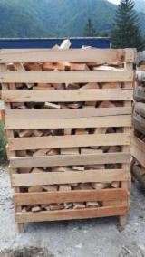 Firewood, Pellets And Residues For Sale - Beech Firewood/Woodlogs Cleaved