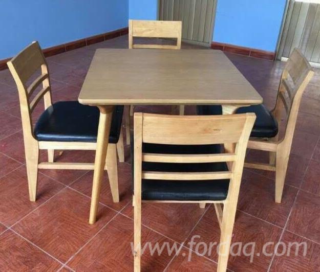 Rubberwood---Acacia-Dining