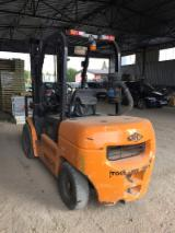 null - Used Hangcha 2010 Forklift For Sale Poland