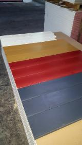 Solid Wood Flooring - High Quality Spruce Flooring Boards, T&G, Painted