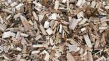 Brandhout - Resthout Houtspaanders - Eucalyptus Houtspaanders