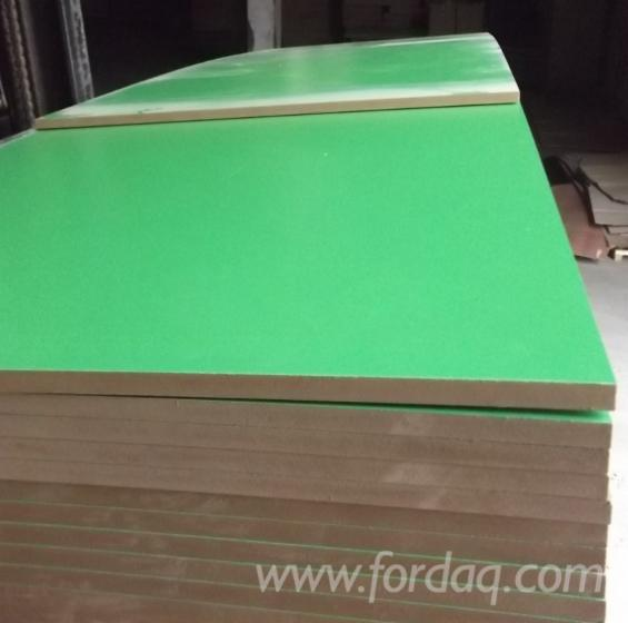 Melamine-MDF--White--Black--Yellow--Red--Blue--Green