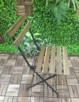 Furniture and Garden Products - Wood Furniture - Table and Chair