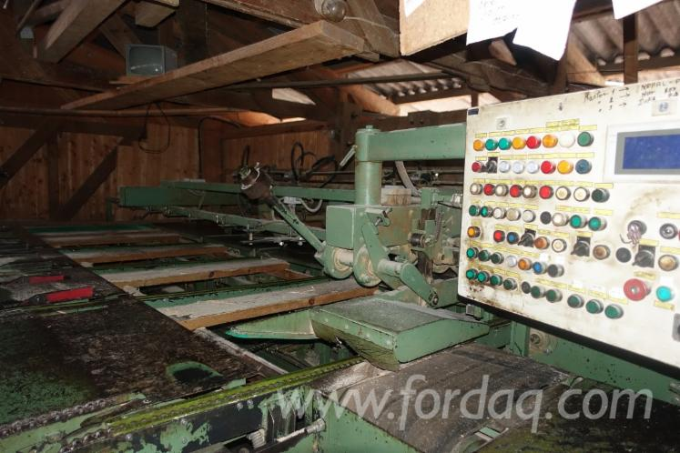 Used-Stingl-1998-Log-Conversion-And-Resawing-Machines---Other-For-Sale