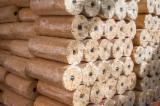 Brazil - Fordaq Online market - Brazilian Briquets - hardwood Briquets