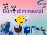 Пылеулавливающее Оборудование SANU SRL Новое Румыния