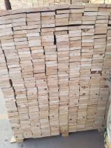 Lumber For Sale - Cut to Size Lumber for Pallets, 15-22 mm thick
