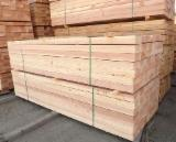 Hardwood Timber - Sawn Timber - Birch Beams 15 x 15 cm
