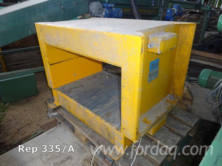 Gebraucht-BOEKELS-EQa-50-X-40-P-1987-Metalldetektor-Zu-Verkaufen
