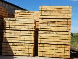 Railway Sleepers Sawn Timber - Oak Railway Sleepers, 160 x 240 x 2500 mm