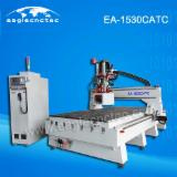 CNC Routing Machine - Woodworking Carousel ATC CNC Router Machining Center