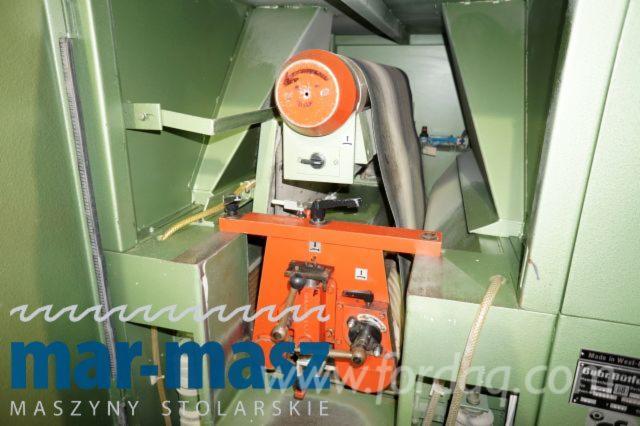 Used Bütfering AWS Wide Belt Grinder / Sander